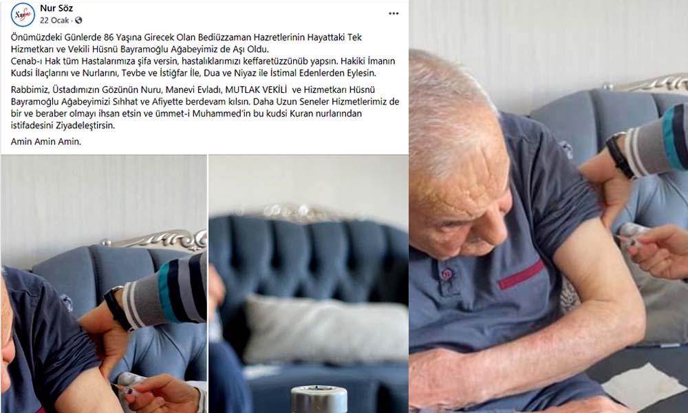 AKP iktidarına yakın tarikat lideri Hüsnü Bayramoğlu öldü - Tele1