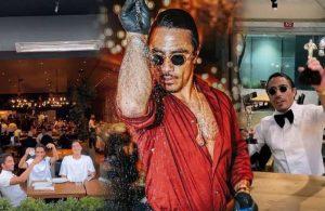 Nusret Gökçe 24'üncü restoranını açtı