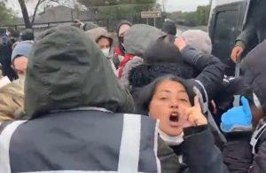 Kod 29'a karşı direnen Migros işçilerine sert müdahale: 32 gözaltı