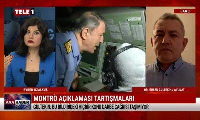 Avukat Dr. Ruşen Gültekin: Darbe iması diye bir suçlama olmaz  – ANA HABER