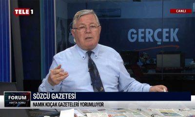 """""""Ülke tek adamla 2 trilyonluk borca battı"""" – FORUM HAFTA SONU"""