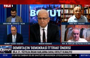 Fikret Bila: HDP dışarıda kalıp Millet İttifakı'nı destekleyecektir – 5.BOYUT