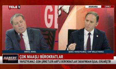 Deniz Yavuzyılmaz: AKP'li bürokratlar GSM şirketlerini işgal etti – HABERE DOĞRU