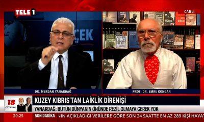 Merdan Yanardağ: Erdoğan'ın yaklaşımı Türkiye'nin Kıbrıs'taki iddialarını çürüttü