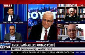 Emekli Amiral Türker Ertürk soruşturmada yaşadıklarını anlattı – 5.BOYUT