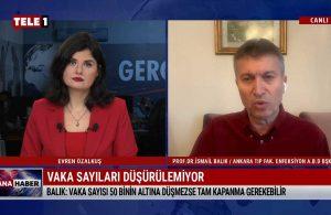 Prof. Dr. İsmail Balık: Önümüzdeki günlerde ölüm sayıları 400'ün üzerine çıkabilir – ANA HABER