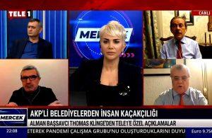 Alman Başsavcı'dan TELE1'e özel açıklamalar: Türk Pasaportu kaçakçılık ağı – MERCEK