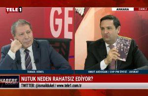 Umut Akdoğan: Nutuk'tan rahatsız olanlar, Montrö'den rahatsız olanlarla aynı – HABERE DOĞRU