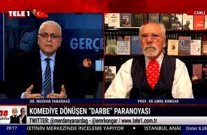 Merdan Yanardağ: AKP'nin propaganda aygıtı ve medyası yalan makinesine dönüştü