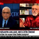 Emre Kongar: Atatürk tek adam rejimine karşıydı