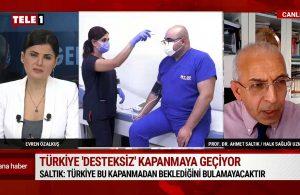Ahmet Saltık: Türkiye bu kapanmadan beklediğini bulamayacaktır- ANA HABER