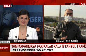 Tam Kapanma öncesi  İstanbul boşaldı- ANA HABER