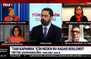 Rukiye Ömeroğlu: Tam kapanma elimize yüzümüze bulaştı – TÜRKİYE'NİN GÜNDEMİ