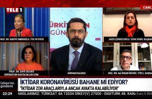 Arzu Çerkezoğlu: İşçilerin çalıştığı her yerde ve her günde 1 Mayıs kutlanabilir – TÜRKİYE'NİN GÜNDEMİ