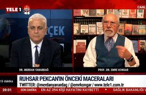 Emre Kongar: Osman Kavala'nın tahliye olması gerekirdi