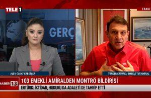 Türker Ertürk: Bu bildiri darbe yaşanmasının önüne geçmek içindir – HABER13