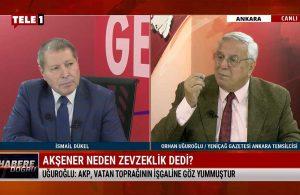 Orhan Uğuroğlu: AKP, vatan toprağının işgaline göz yummuştur – HABERE DOĞRU