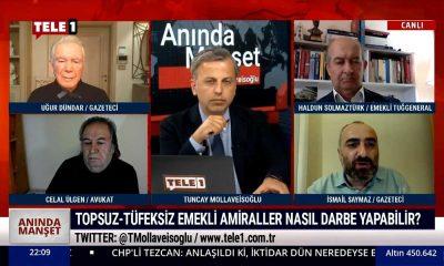 Haldun Solmaztürk: Kanal İstanbul, Montrö'deki kısıtlamaları kaldırmaz- ANINDA MANŞET