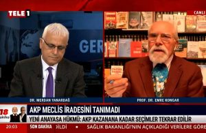 Merdan Yanardağ: Seçim alamayacağını bilen AKP, kıyı yağmasını sürdürmeye çalışıyor