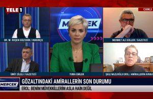 Avukatı Şule Nazlıoğlu Erol gözaltındaki amirallerin son durumunu aktardı – MERCEK