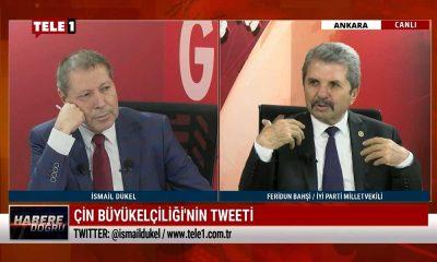 İYİ Partili Bahşi: Hadsizliğin ötesinde ve Türk tarihini bilmiyorsun – HABERE DOĞRU