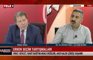 Dr. Ali Haydar Fırat: AKP, HDP'yi kapattırırsa son iddiasını da çürütür – HABERE DOĞRU