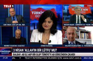 Mustafa Balbay: AB ile AKP bir olup Türkiye'yi AB sürecinden çıkardı – TÜRKİYE'NİN GELECEĞİ