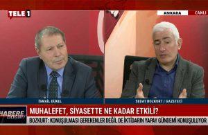 Sedat Bozkurt: Darbe söylemi iktidar için önemli bir argüman – HABERE DOĞRU
