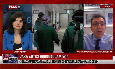 Prof. Dr. İsmail Cinel: Acil bir durum olmadıkça hastanelere gitmeyin – ANA HABER