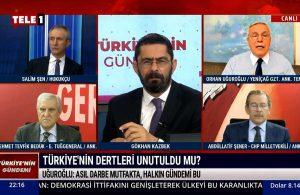 Orhan Uğuroğlu: Erdoğan ve Bahçeli açıklamalarıyla yargıyı baskı altına alıyor – TÜRKİYE'NİN GÜNDEMİ