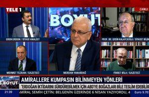 Eren Erdem: ABD, imar rantı ile Kanal İstanbul konusunda AKP'yi kandırdı – 5.BOYUT
