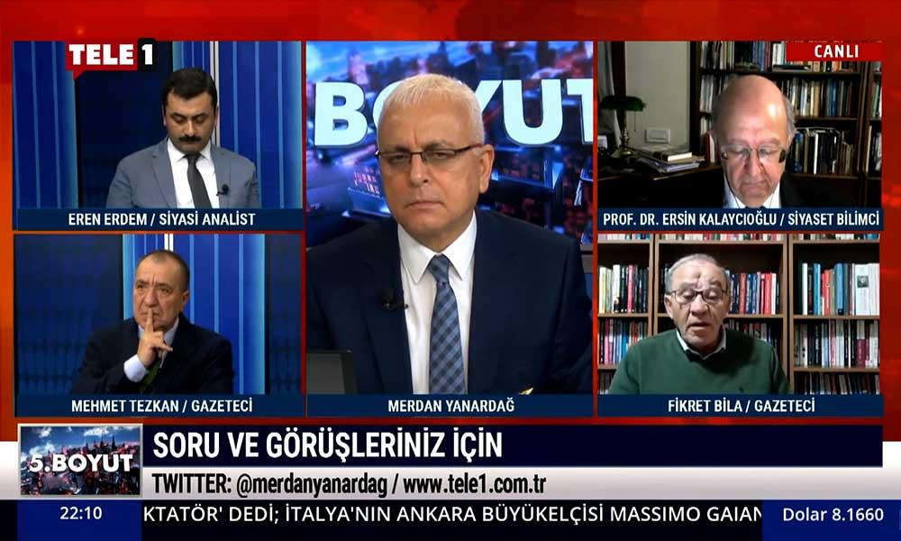 Fikret Bila: Kılıçdaroğlu 'Cumhurbaşkanlığına aday olabilirim' dedi – 5.BOYUT