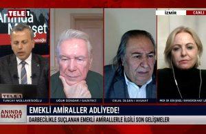 Avukat Celal Ülgen darbecilikle suçlanan amirallerle ilgili son gelişmeleri aktardı – ANINDA MANŞET