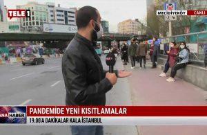 İstanbul'da yeni kısıtlamalar etkisini nasıl gösteriyor? – ANA HABER