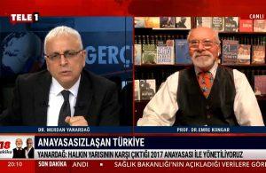 Merdan Yanardağ: Erdoğan, anayasayı askıya aldığını dolaylı olarak söyledi