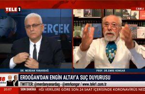 Emre Kongar: '128 milyar nerede' sorusunu AKP yaygınlaştırıyor