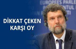 Osman Kavala'nın tahliye talebi oy çokluğuyla reddedildi