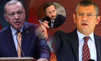 CHP'li Özel'den Erdoğan'a: Kasımpaşalıları toplayalım, raconu kessin
