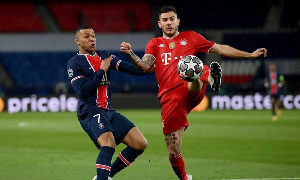 Bayern Münih'in galibiyeti yetmedi, PSG turladı
