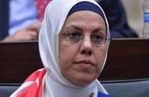 AKP'li Ravza Kavakçı'yı Melda Onur yakaladı