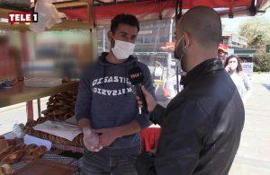 Sokak satıcıları TELE1'e konuştu: Yasakta da çalışmak zorundayım, icralık duruma geldim
