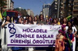 Diyarbakır'da operasyon: Çok sayıda kadın gözaltına alındı