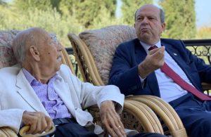 KKTC Cumhurbaşkanı Ersin Tatar'ın babası hayatını kaybetti