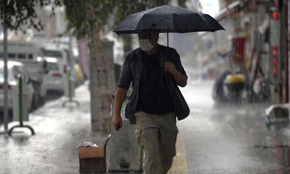 Meteorolojiden 'sağanak ve kar yağışı' uyarısı