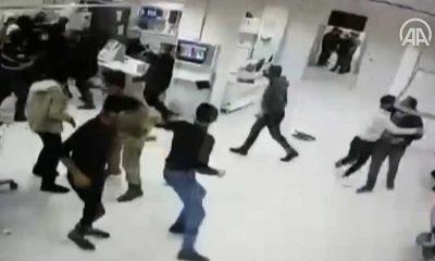 Sivas'ta sağlık emekçilerine saldırı: 8 kişi gözaltına alındı