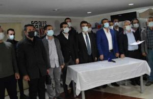 DEVA Partisi'nde deprem… 107 istifa birden
