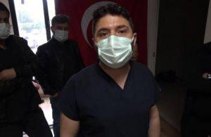 Kendisini muayene etmeyen doktoru 'gözaltına aldıran' savcı için inceleme izni