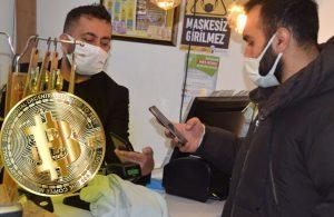 İzmir'de Bitcoin ile ödeme yapma dönemi başladı