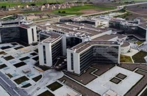 Etlik Şehir Hastanesi 6 hastaneyi yutacak!