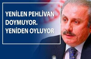 TBMM Başkanı Şentop'tan CHP'li Özel'e: Pişman ederim